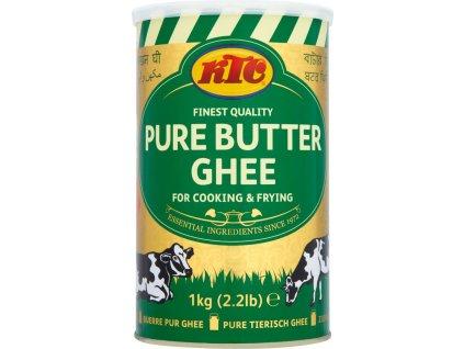 KCT Přepuštěné máslo ghí 1Kg