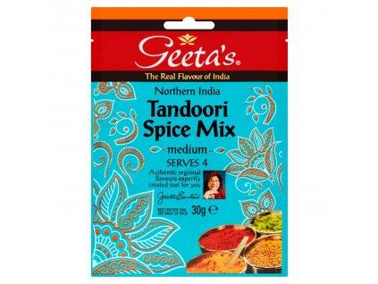 Geeta's Tandoori Pálivá Směs 30g