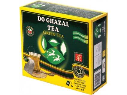 Do Ghazal Zelený Čaj 100g