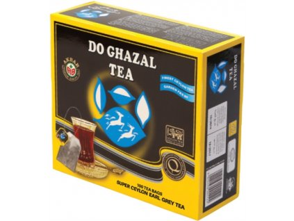 Do Ghazal cejlonský Earl Grey 100g