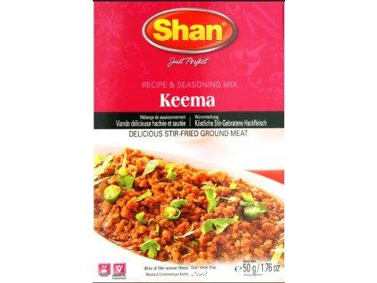 Shan Keema Kari Směs 50g