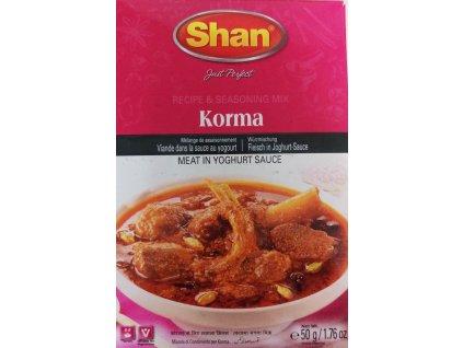 Shan Korma Meat in yoghurt sauce
