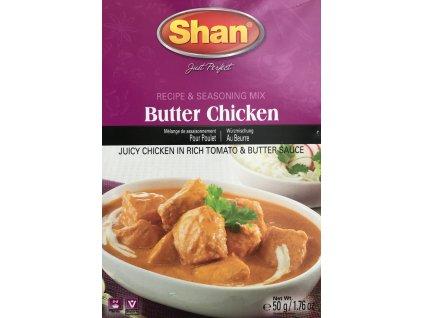 Shan Směs Kuře na másle 50g