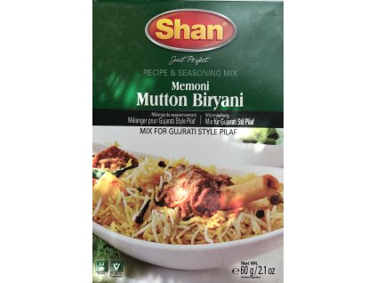 Shan Memoni Mutton Biryani Mix 50g