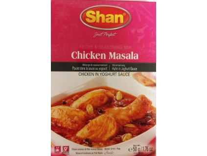 Shan Chicken Masala Chicken in Yoghurt Sauce 50g