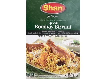 Shan Special Bombay Biryani 50g