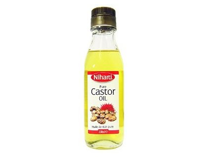 NIHARTI PURE CASTOR OIL 250ML