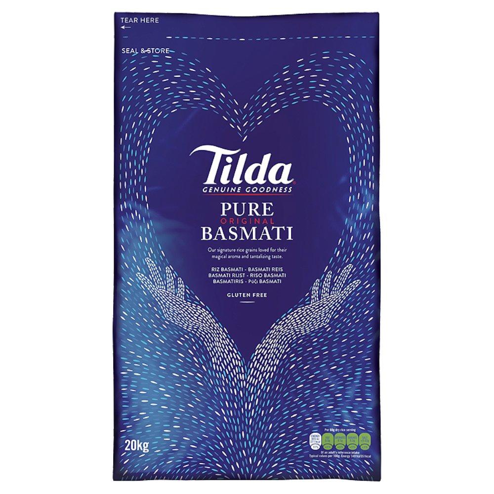 Tilda Basmati Rýže 20Kg
