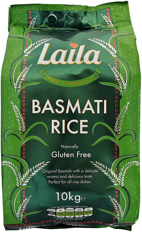 LAILA Basmati Rýže 10KG