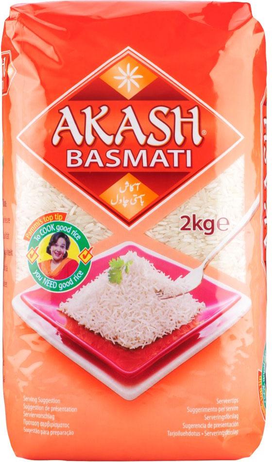 AKASH BASMATI Rýže 2Kg