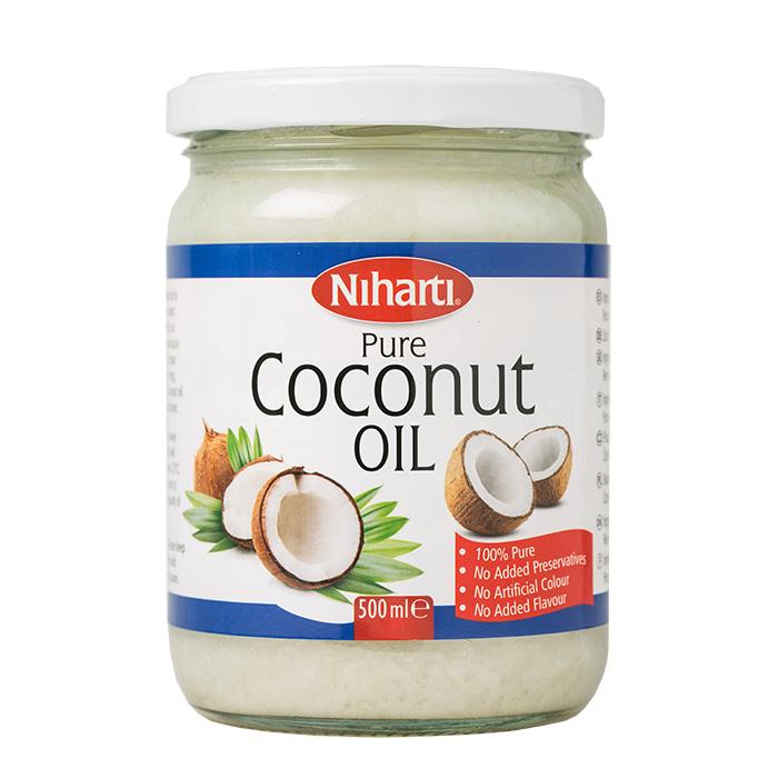 Niharti Kokosový Olej 250Ml