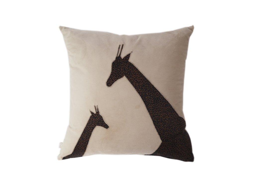 Polštář žirafa