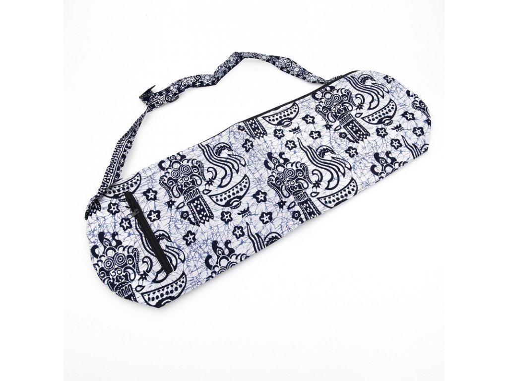Yoga bag Barong bílá