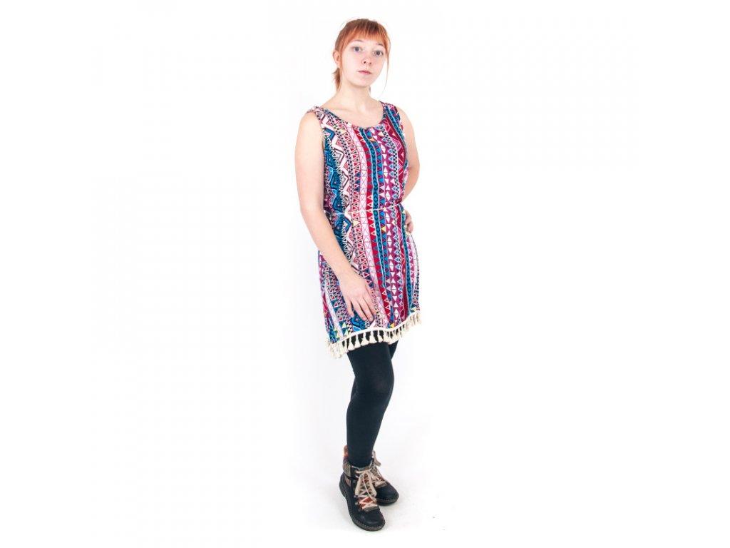 Šaty Sunee 04 růžová