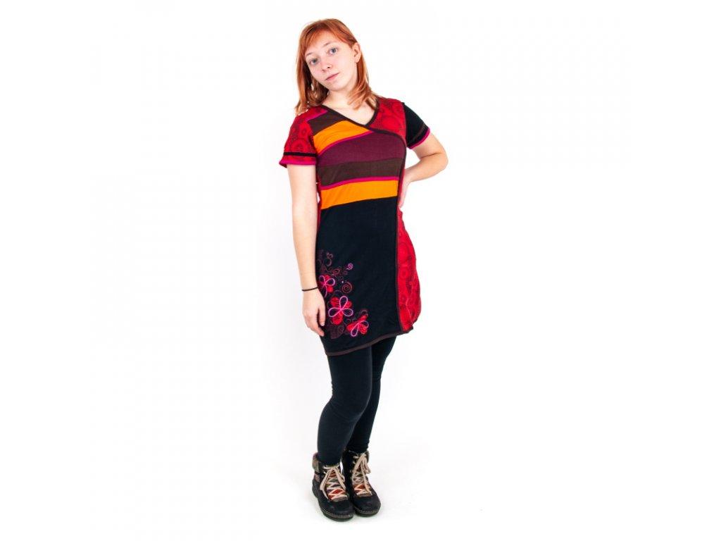Šaty Joy 08 M červená