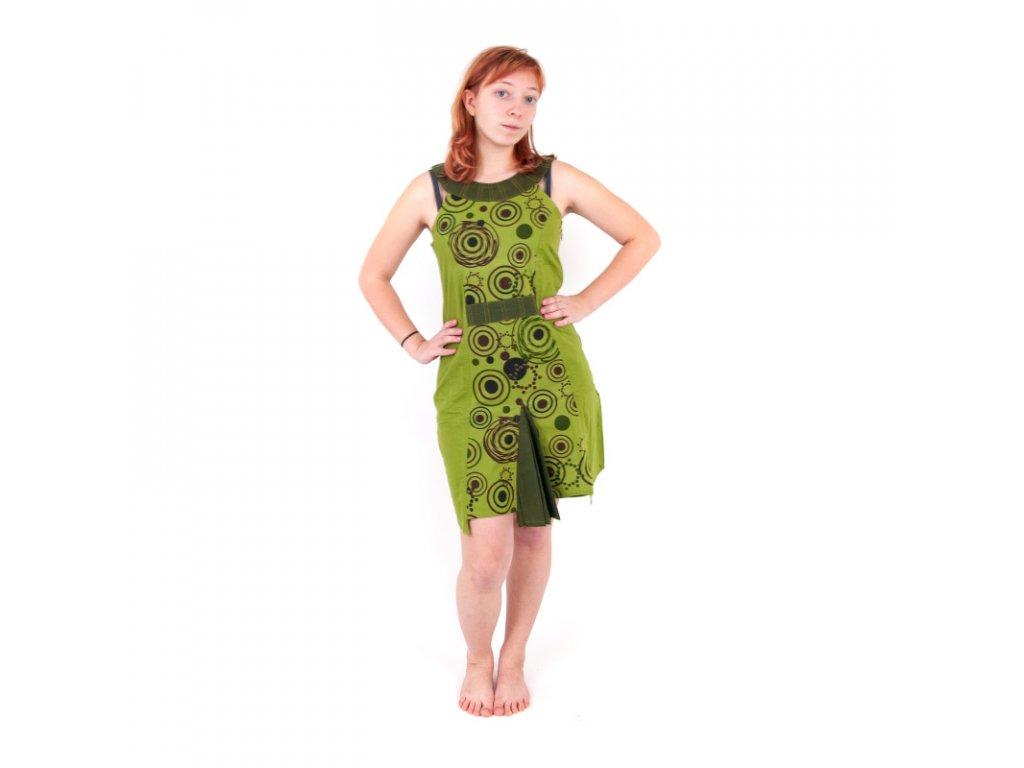 Šaty krátké Esha M Zelená