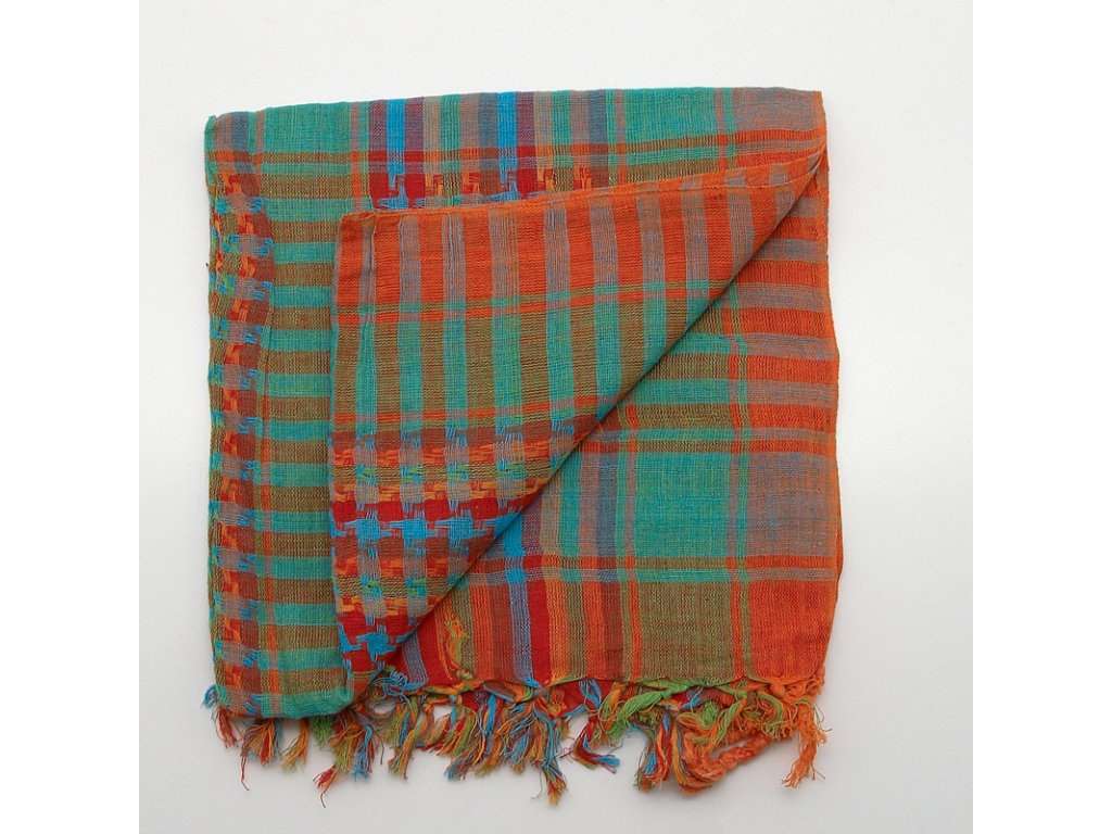 Šátek palestina arafat barevný II.