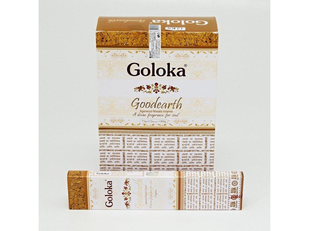 Indické vonné tyčinky Goloka Masala Goodearth 15 g
