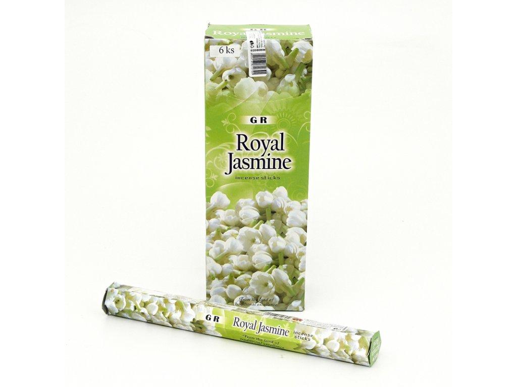 Indické vonné tyčinky GR HX Royal Jasmine