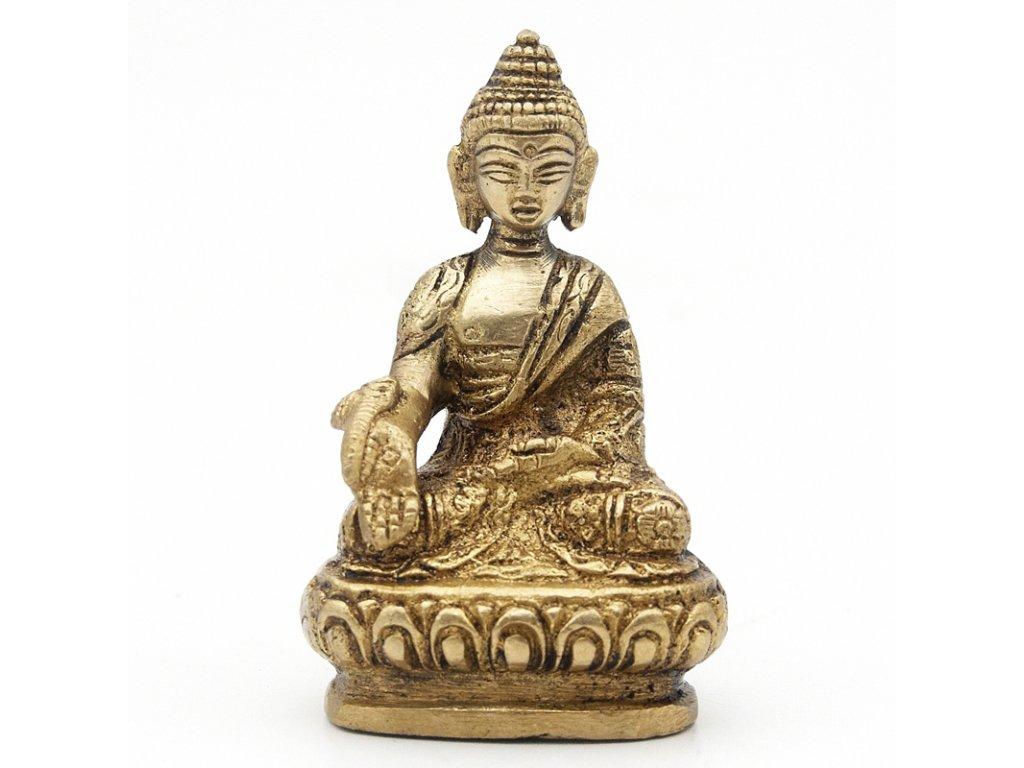 Soška kov Buddha I 6 cm