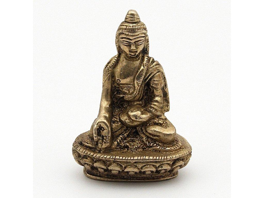 Soška kov Buddha 05,5 cm