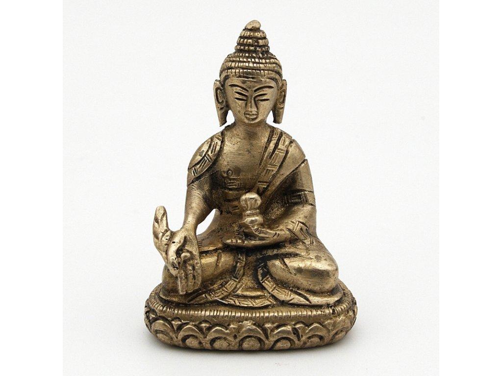 Soška kov Buddha 07 cm I.