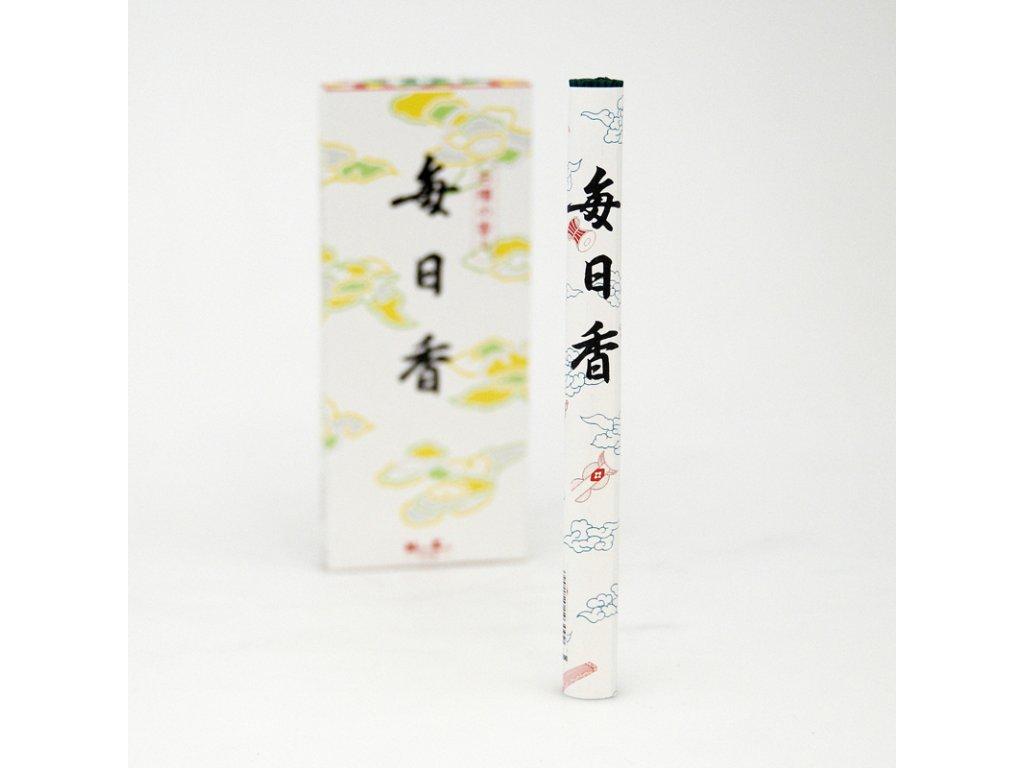 Japonské vonné tyčinky Nippon Viva Mainichi-koh Sandal dlouhé