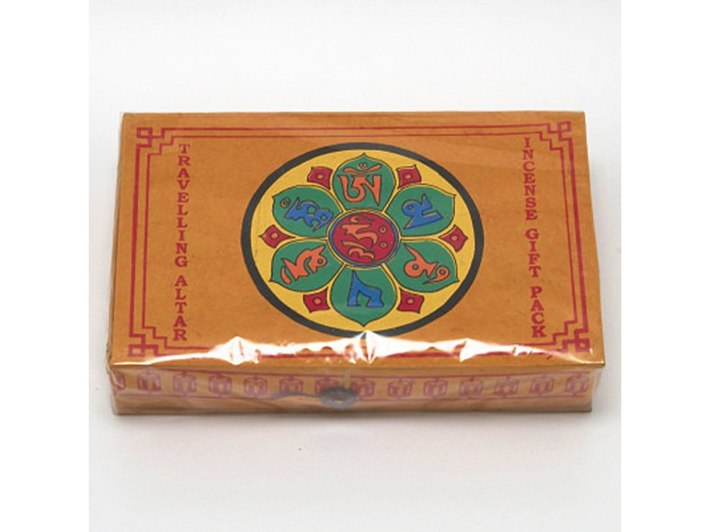 Tibetské vonné tyčinky Gift Pack Lotus