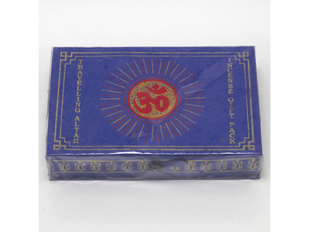 Tibetské vonné tyčinky Gift Pack Ohm