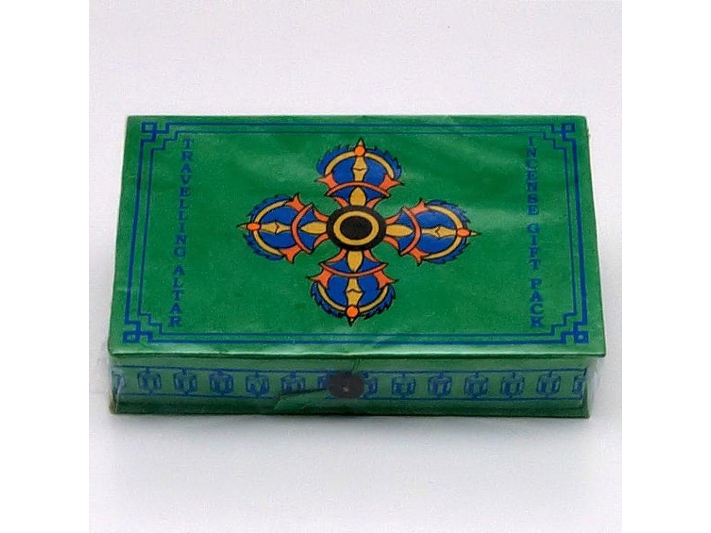 Tibetské vonné tyčinky Gift Pack Dorje