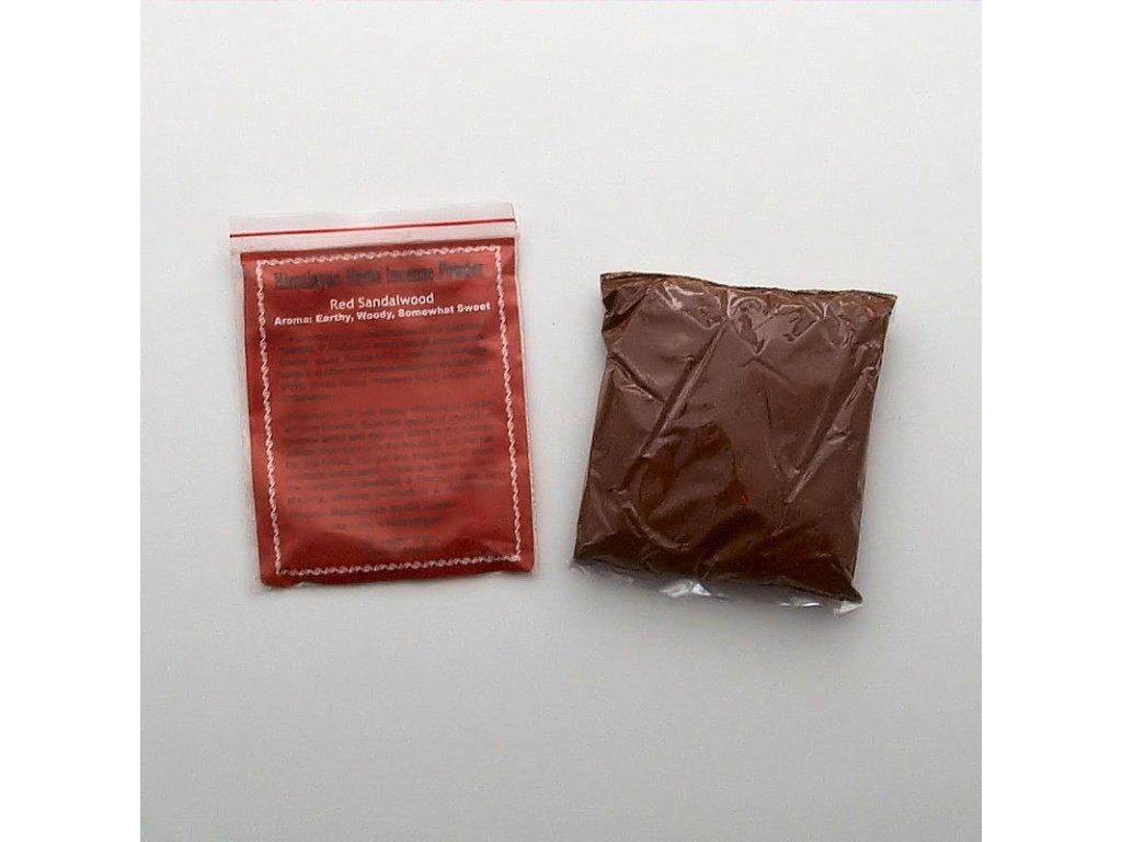 Vykuřovadlo - Tibet Red Sandal 50 g