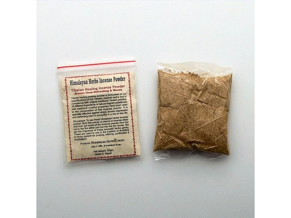 Vykuřovadlo - Tibet Healing 50 g
