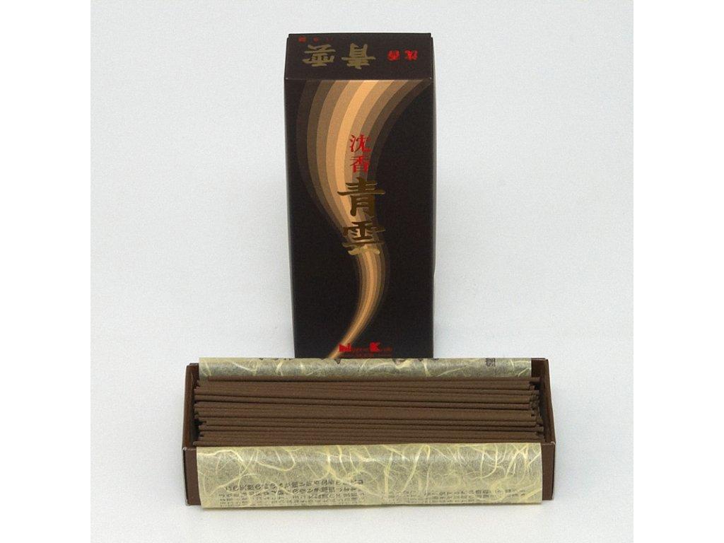 Japonské vonné tyčinky Nippon Seiun Aloeswood 170 ks