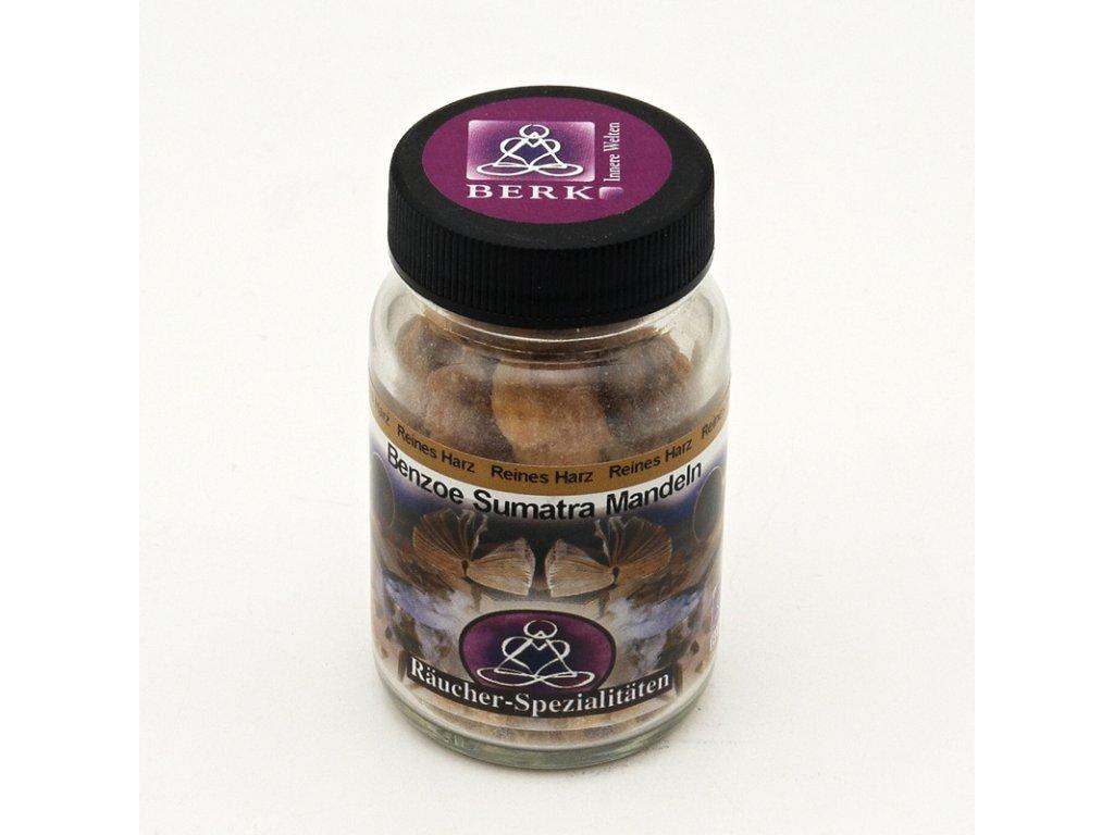 Vykuřovadlo - Pryskyřice Benzoe Sumatra 60 ml
