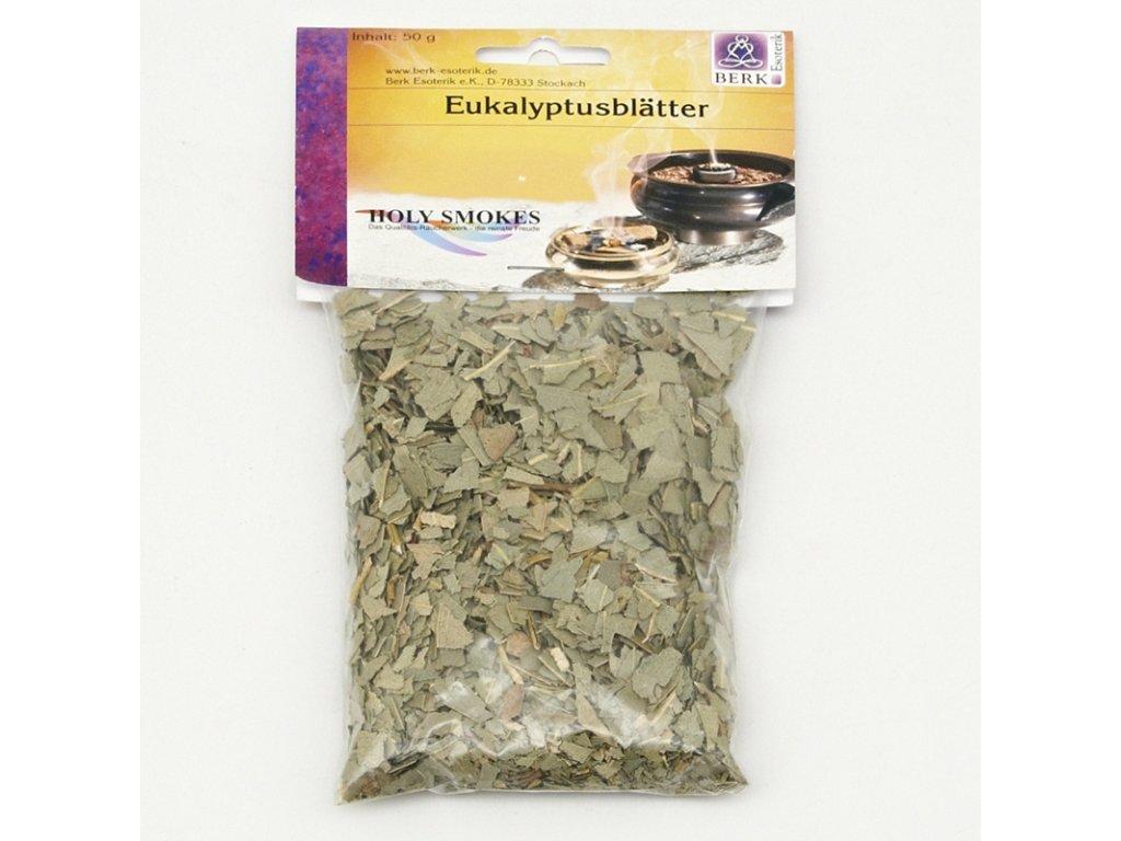 Vykuřovadlo - Listy Eucalyptu 50 g