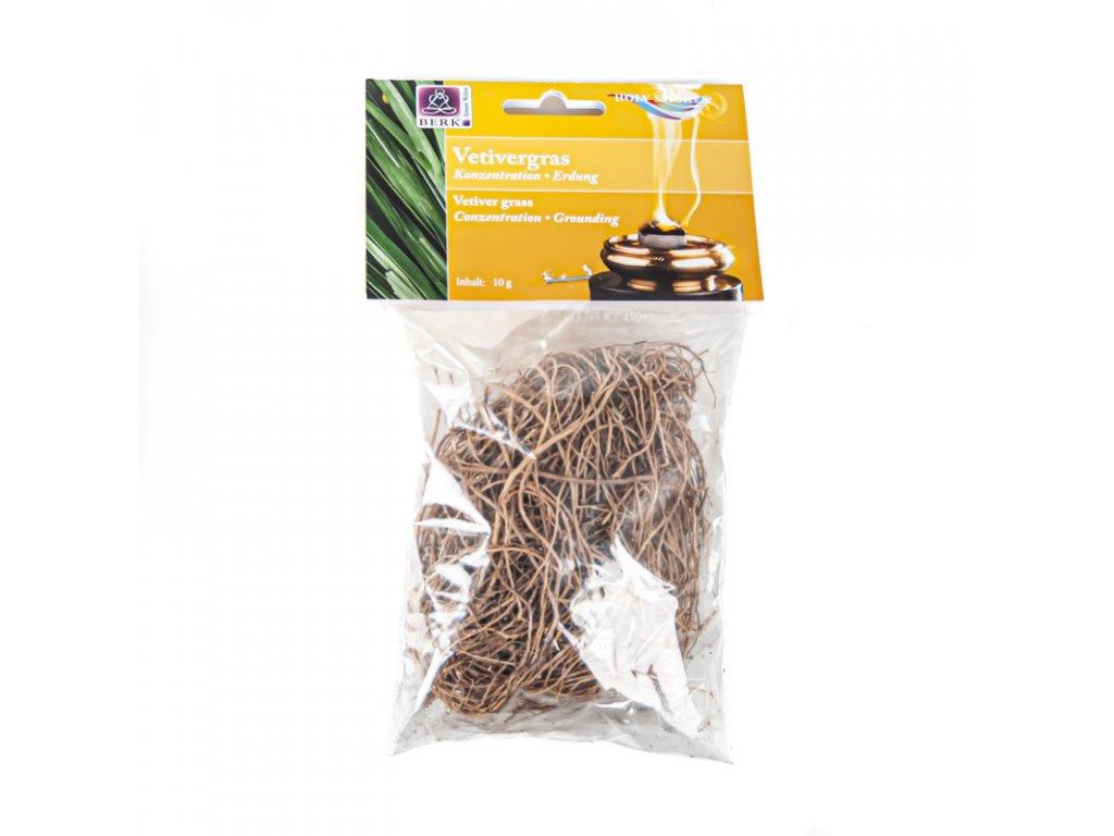 Vykuřovadlo - Tráva Vetiveria 10 g