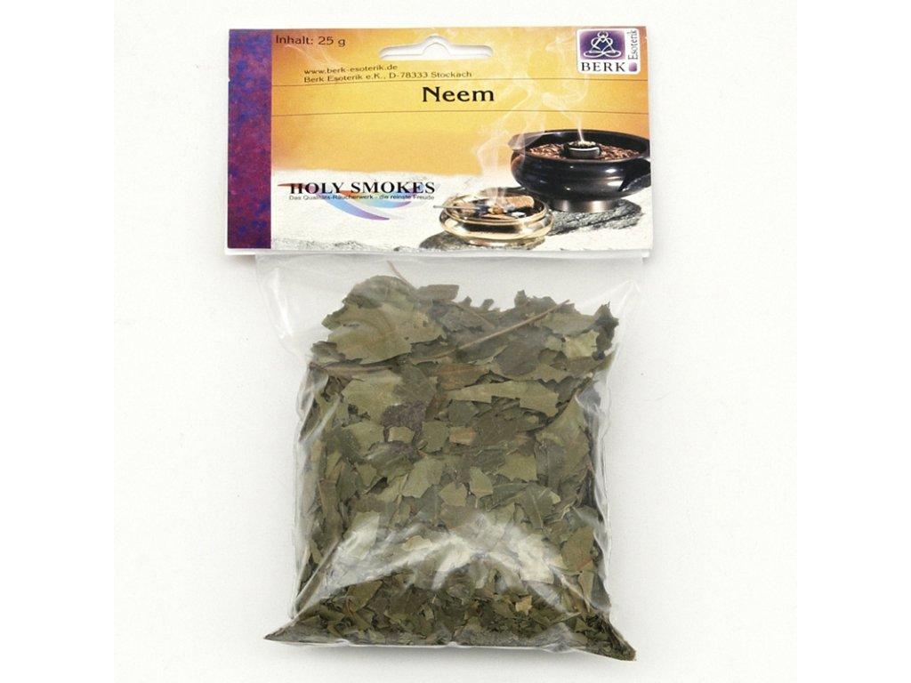 Vykuřovadlo - Listy Neem 25 g
