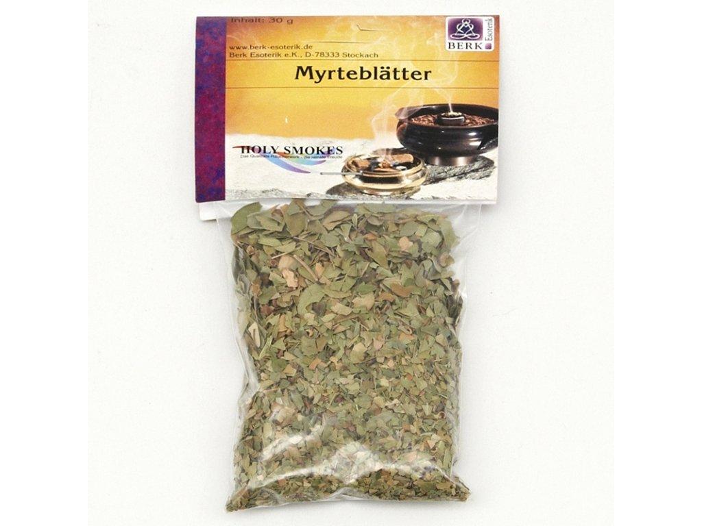 Vykuřovadlo - Listy Myrty 30 g