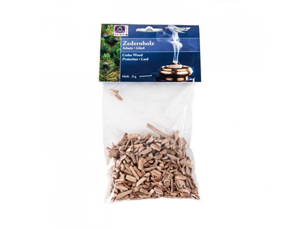 Vykuřovadlo - Dřevo Cedru 25 g