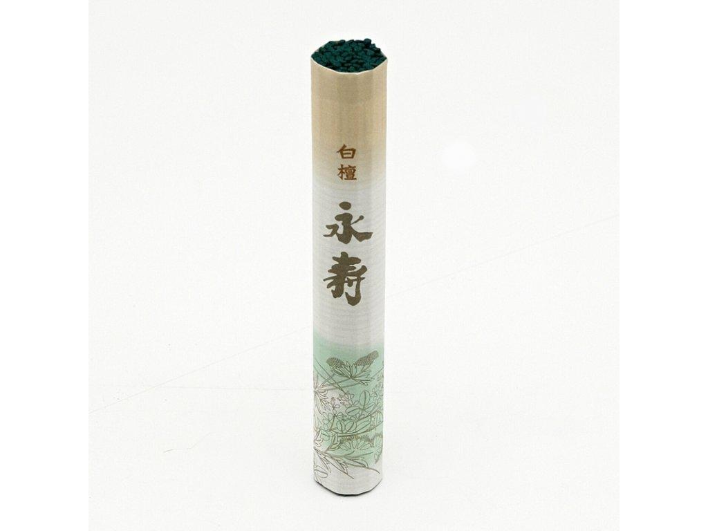 Japonské vonné tyčinky Nippon Byakudan Eiju