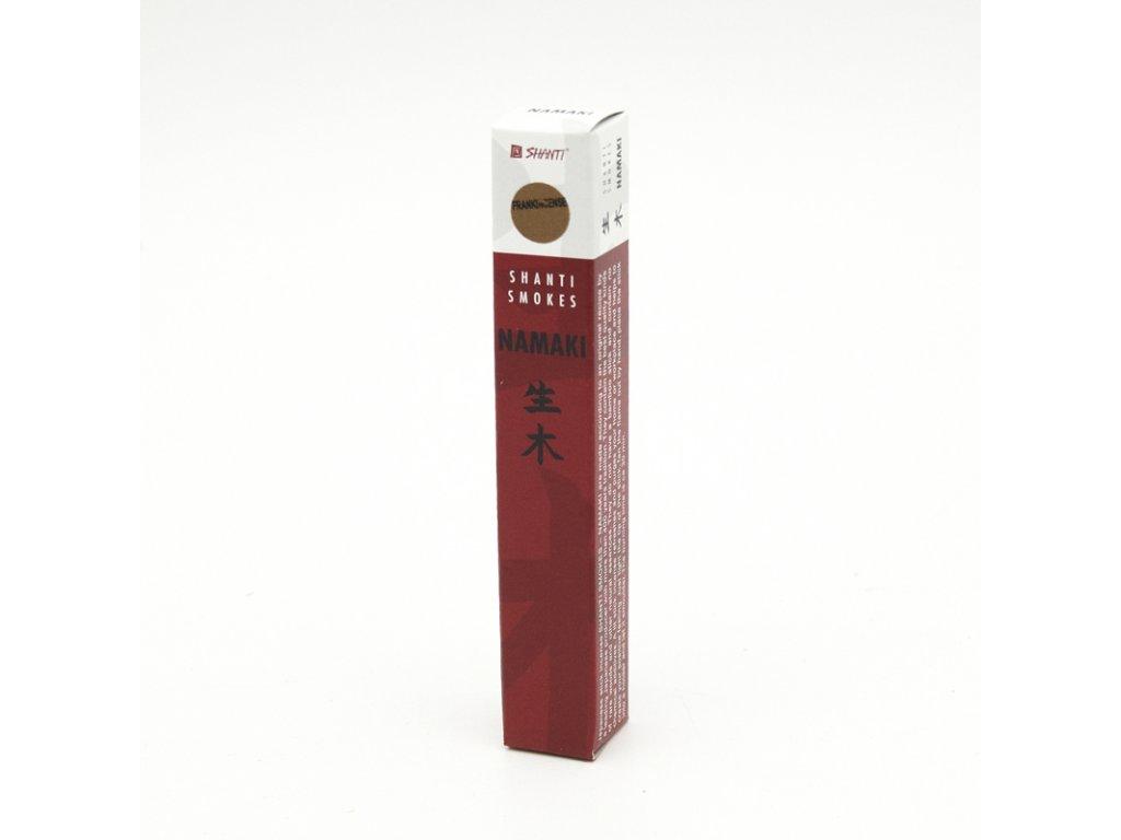 Japonské vonné tyčinky Namaki Frankincense