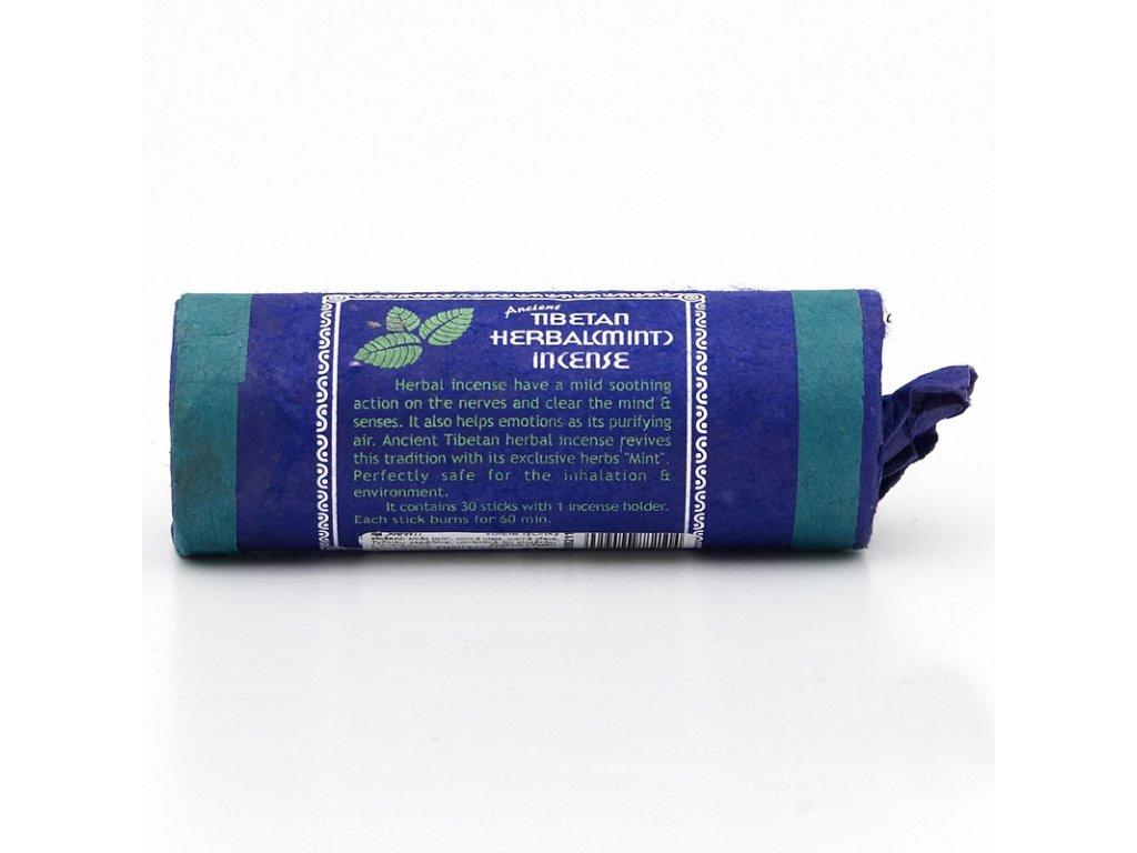 Tibetské vonné tyčinky Ancient Herbal