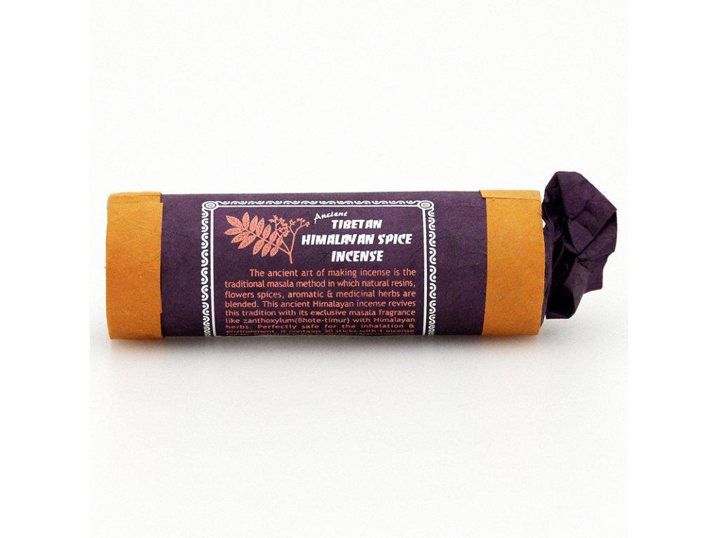 Tibetské vonné tyčinky Ancient Himalayan Spice
