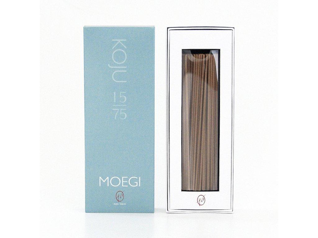Japonské vonné tyčinky Nippon Koju Moegi