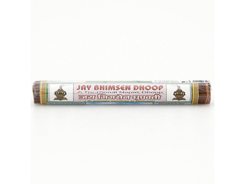 Tibetské vonné tyčinky Jay Bhimsen