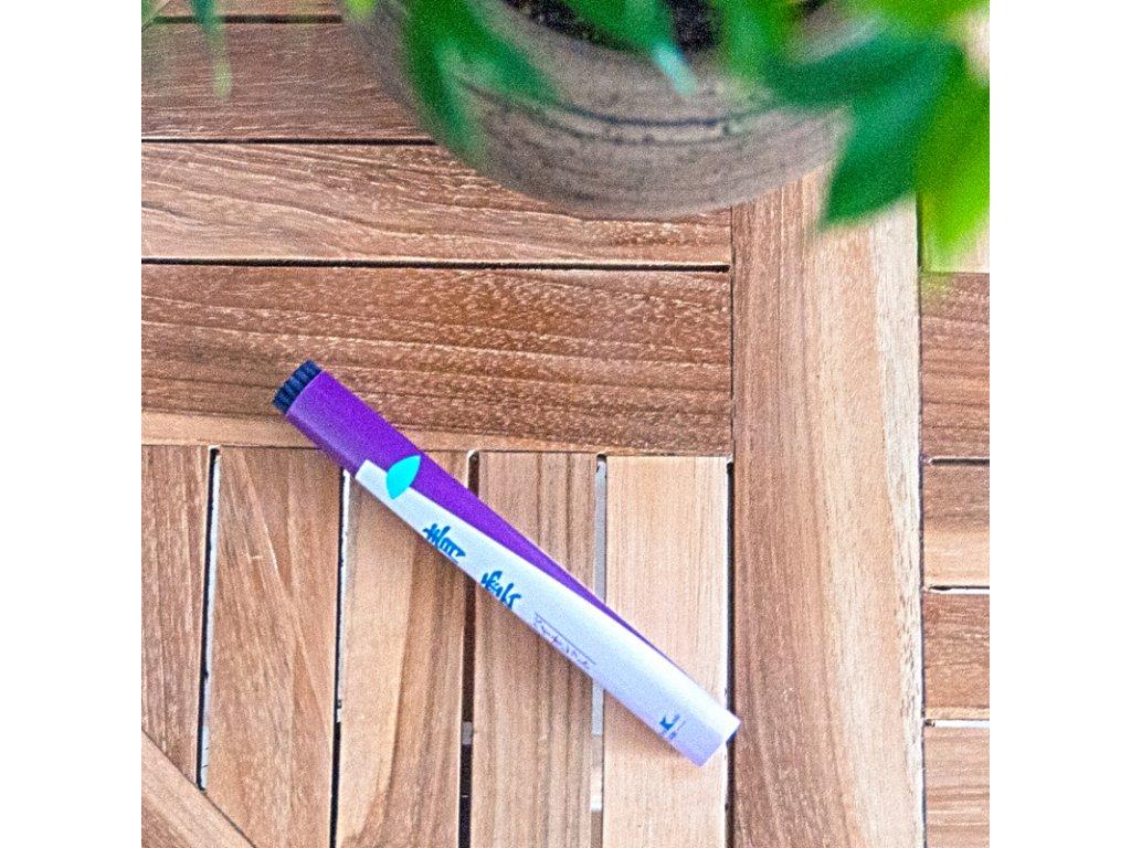 Japonské vonné tyčinky Nippon Seiun Violet