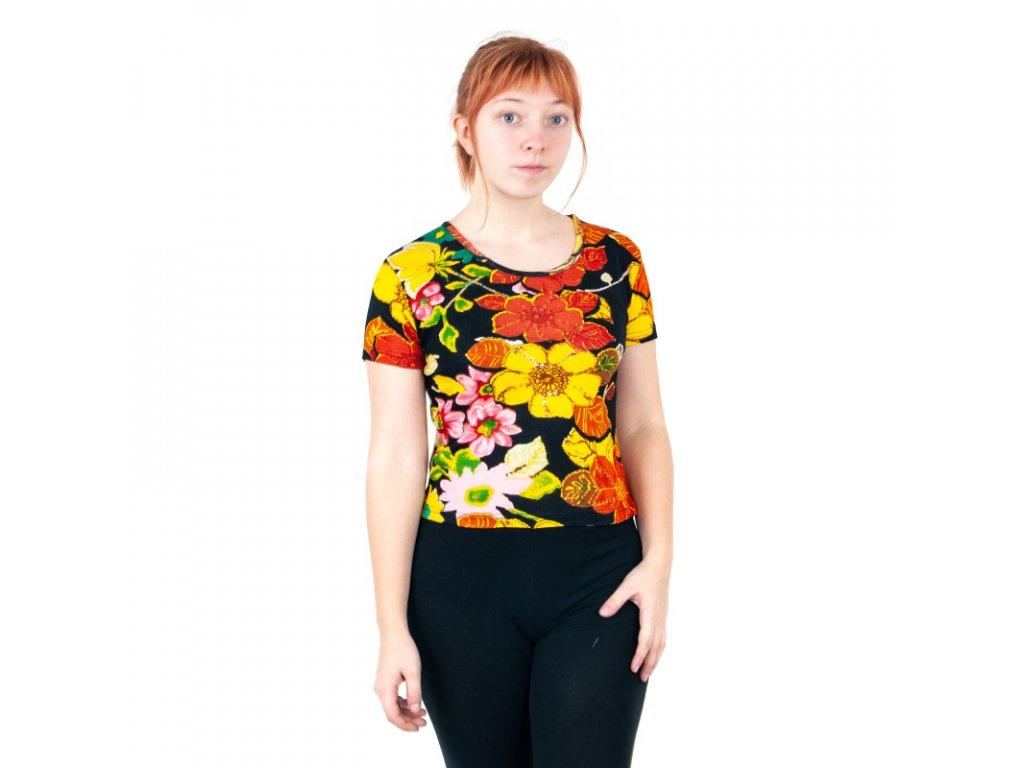 Tričko dámské Jaipur s krátkým rukávem
