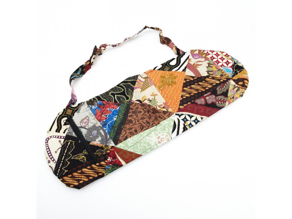 Yoga bag Patchwork