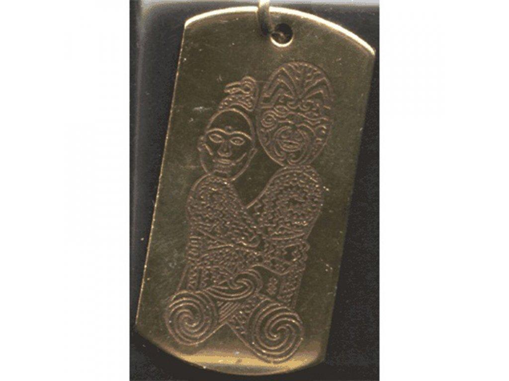 Amulet Symbol 09 Aravská květina
