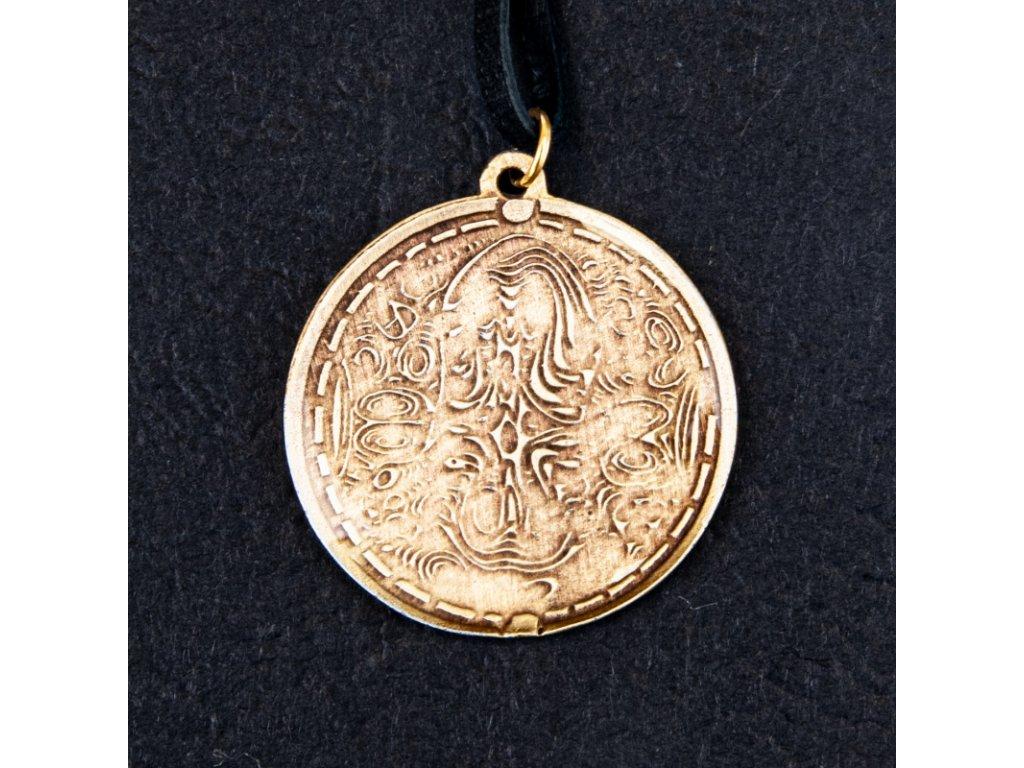 Amulet Symbol 18 Australský ochranný štít